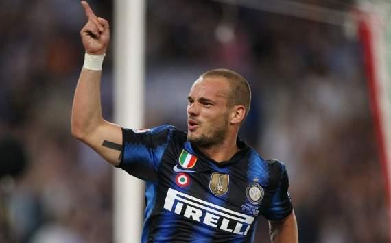 Inter Sudah Siap Lepas Sneijder