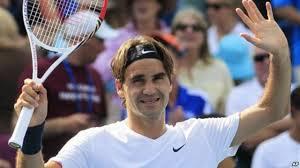 Roger Federer Menang Mudah Di Laga Pertama AS Terbuka 2014