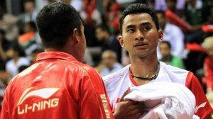 Tommy Sugiarto Dan Ihsan Maulana Lolos Di Hadangan Pertama Asian Games 2014