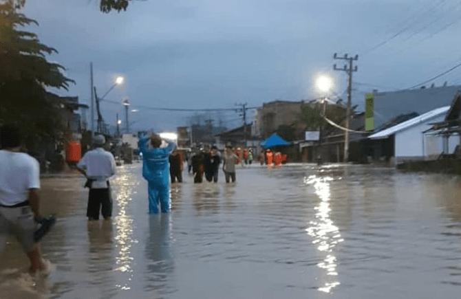 Banjir Masamba 4 Agustus 2020